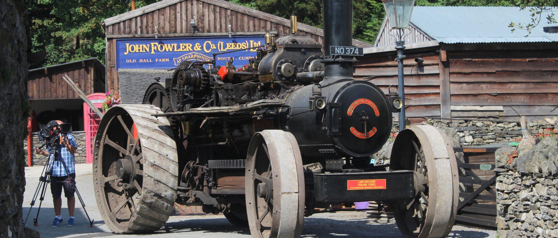 Cumbria Steam & Vintage Vehicle Society